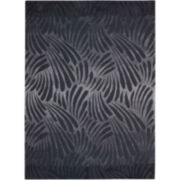 Nourison® Sea Swept Waves Rectangular Rug