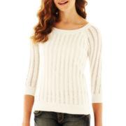 Arizona 3/4-Sleeve Sweater