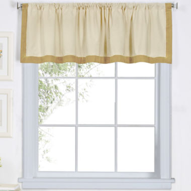 jcpenney.com | Wilton Rod-Pocket Valance