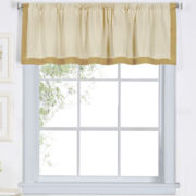 Wilton Rod-Pocket Valance