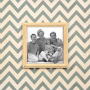 Square Chevron Picture Frame