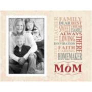Mom Sentiments Picture Frame