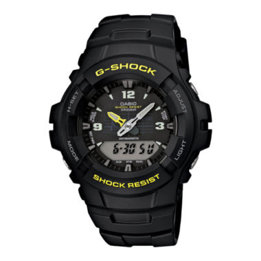 jcpenney.com | Casio® G-Shock Mens Analog/Digital Chronograph Watch G100-9CM