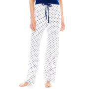 Liz Claiborne® Sleep Pants - Petite
