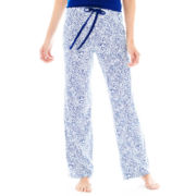 Liz Claiborne® Sleep Pants - Tall