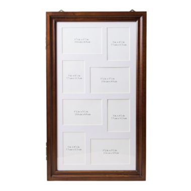 jcpenney.com | Hives and Honey Walnut-Finish Jewelry Collage Frame