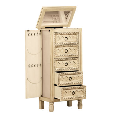 hives and honey abby jewelry armoire