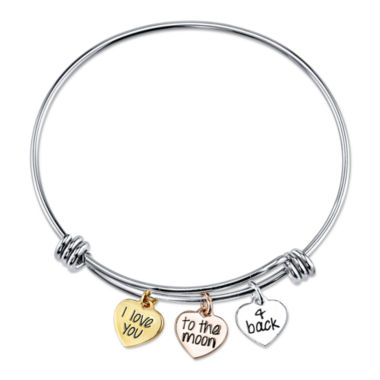 jcpenney.com | Inspired Moments™ Sterling Silver Expandable Bangle