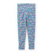 Carter's® Floral-Print Leggings - Girls 6-24m