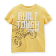 Carter's® Short-Sleeve Graphic Tee - Boys 6-24m