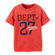 Carter's® Short-Sleeve Graphic Tee – Boys 6-24m