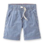 Carter's® Striped Poplin Shorts - Boys 6-24m