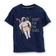 Carter's® Short-Sleeve Astronaut Graphic Tee – Boys 4-7