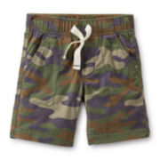 Carter's® Poplin Camo Shorts - Boys 4-7