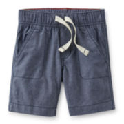 Carter's® Chambray Poplin Shorts – Boys 4-7
