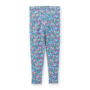 Carter's® Floral-Print Leggings – Girls 4-6x