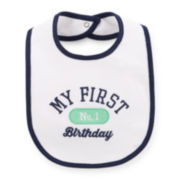 Carter's® First Birthday Bib - Boys