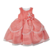 Nanette Baby Sleeveless Ballerina Dress - Girls 2-4t