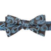 JF J. Ferrar® Kyle Vine Pre-Tied Bow Tie