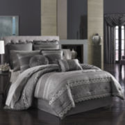 Queen Street® Amadeus 4-pc. Comforter Set & Accessories