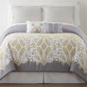 Ideology Cora Sateen Comforter Set
