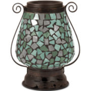 Estate™ Blue Mosaic Wax Warmer
