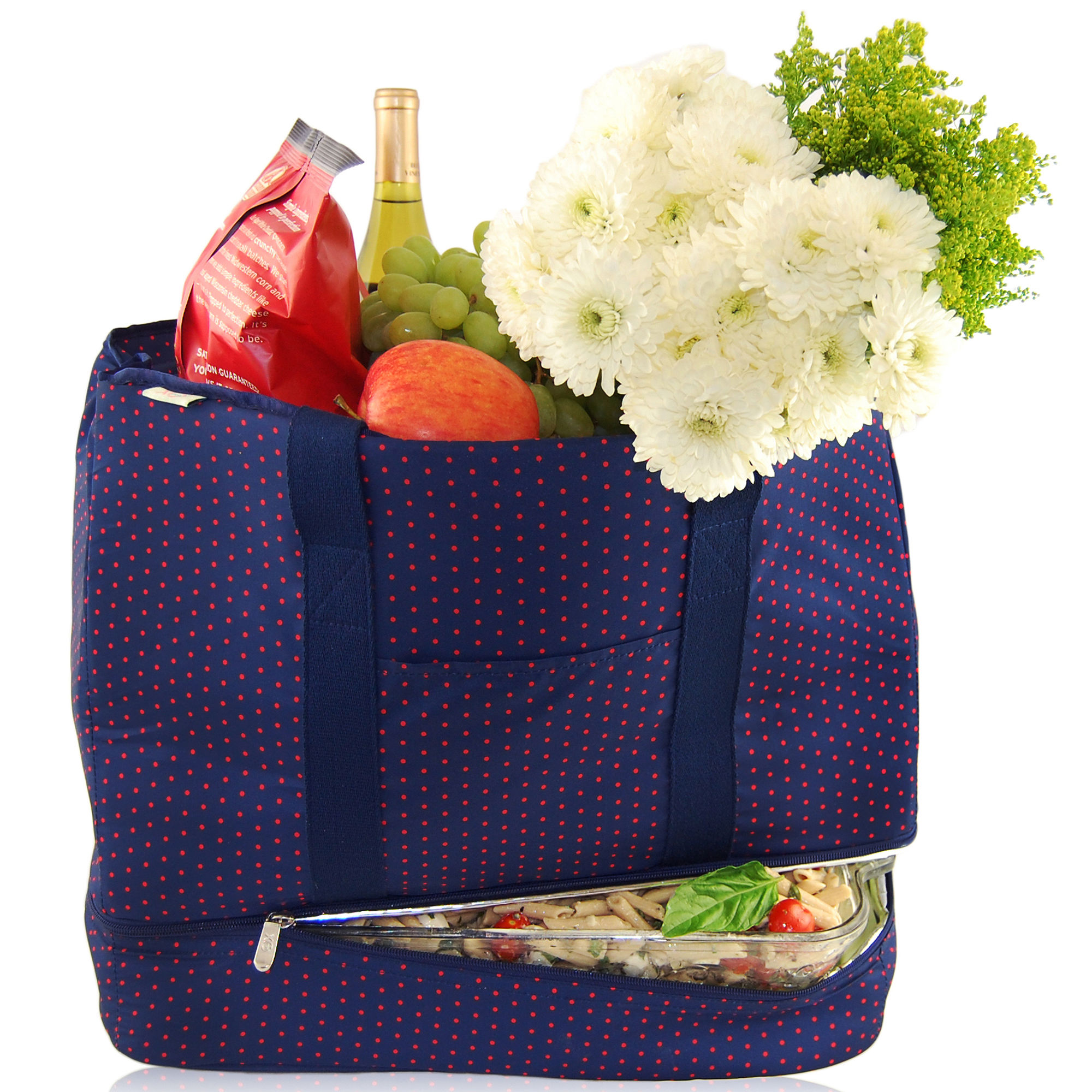 BlueAvocado By Lauren Conrad Insulated Super Party Tote