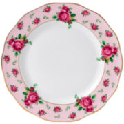 Royal Albert® Pink Vintage Dinner Plate