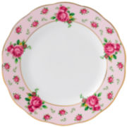 Royal Albert® Pink Vintage Bone China Bread and Butter Plate