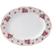 Royal Albert® Pink Vintage Serving Platter