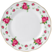 Royal Albert® White Vintage Dinner Plate