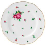 Royal Albert® White Vintage Salad Plate