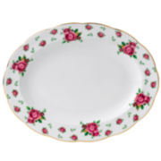 Royal Albert® White Vintage Serving Platter