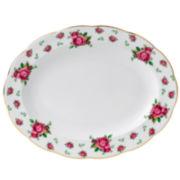 Royal Albert® White Vintage Serving Platter
