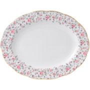 Royal Albert® Rose Confetti Vintage Serving Platter