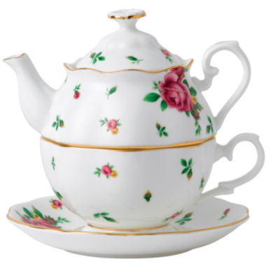 jcpenney.com | Royal Albert® New Country Roses Tea for One