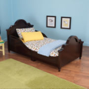 KidKraft® Raleigh Toddler Bed - Espresso