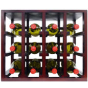 Epicureanist™ 12-Bottle Stackable Wine Rack