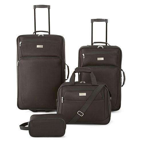 CLOSEOUT! Protocol® Roman 4-pc. Luggage Set