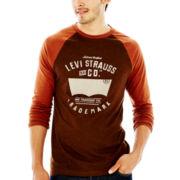 Levi's® Raglan Graphic Tee