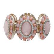 Mixit™ Pink Stretch Bracelet