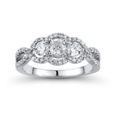 jcpenney.com | Love Lives Forever™ 1 CT. T.W. Diamond Ring