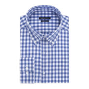 Van Heusen® Indigo Denim Check Dress Shirt - Slim Fit