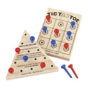 Totes® 2 Piece Wood Game