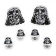 Star Wars® Darth Vader Stud & Cuff Links Gift Sets
