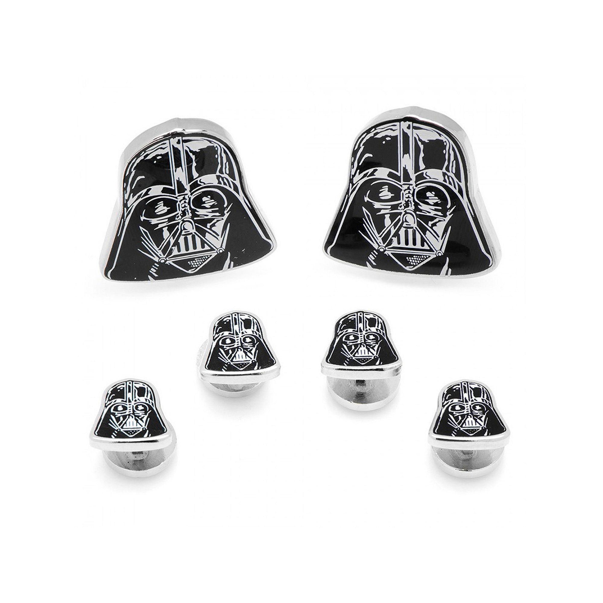 Star Wars Darth Vader Stud & Cuff Links Gift Sets