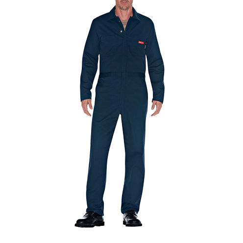 Dickies® Flame-Resistant Long-Sleeve Coveralls