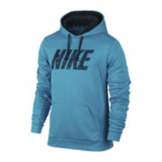 Nike® KO Wetland Block Pullover Fleece Hoodie