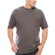 U.S. Polo Assn.® Crewneck Pocket Tee - Big & Tall