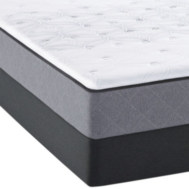 jcpenney.com | Sealy® Posturepedic® Meadowlark Plush Tight Top - Mattress + Box Spring